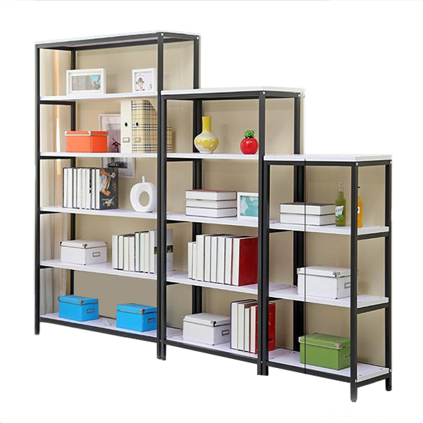 white display rack