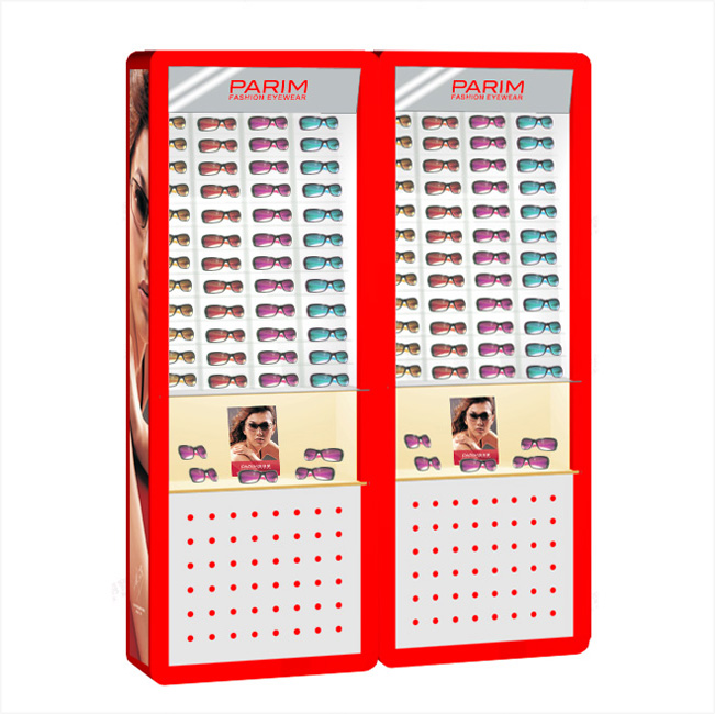 glasses boutique cabinet