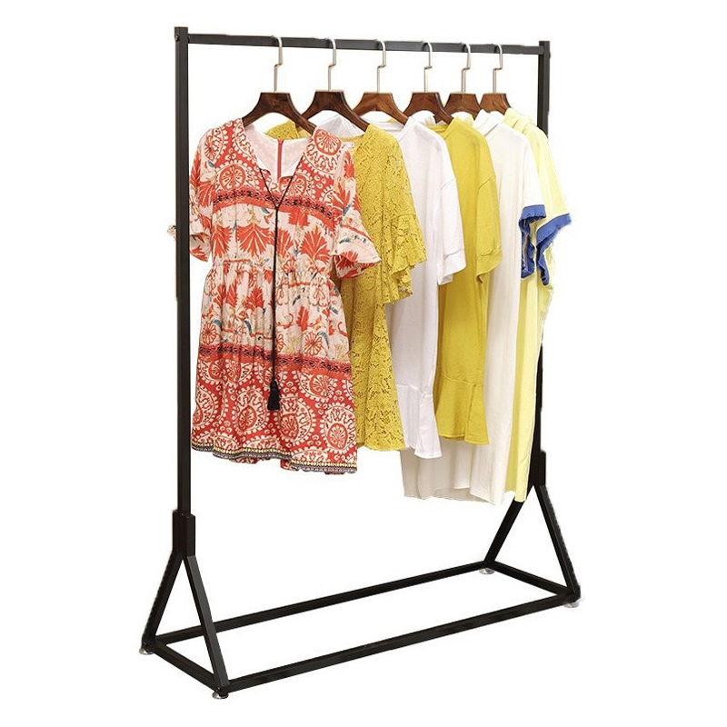 Exhibition Stand Hooks : Buy garment hanger display stands with wheel jh rack